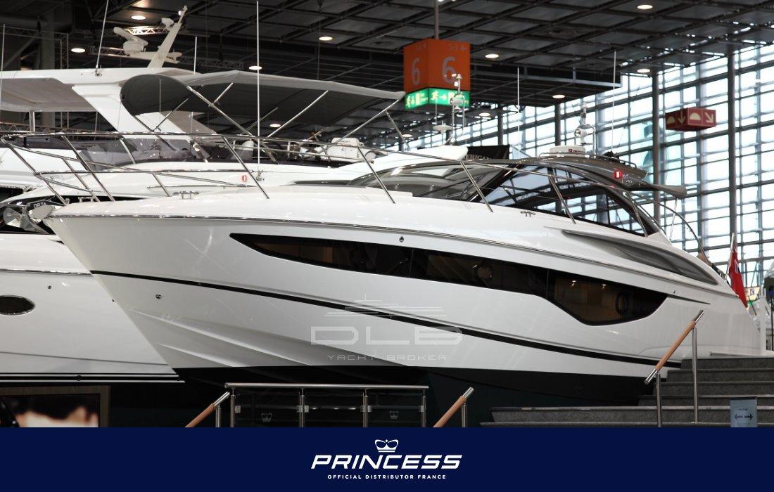 princess v40 bateaux neufs