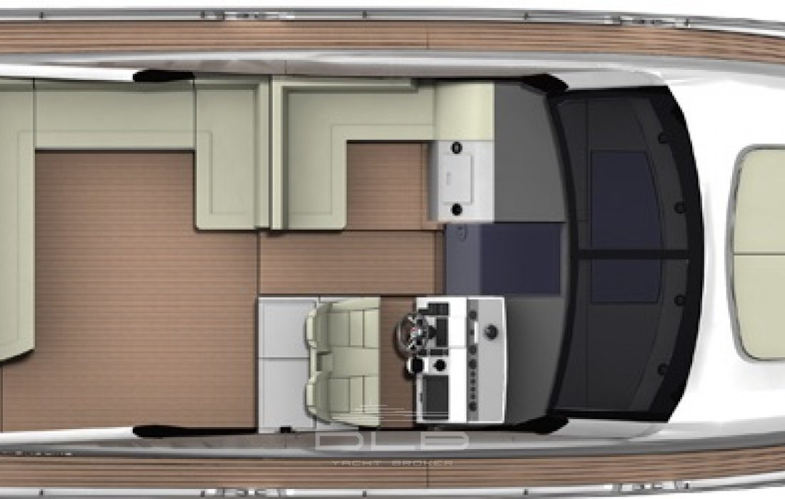 fairline 48 targa occasion
