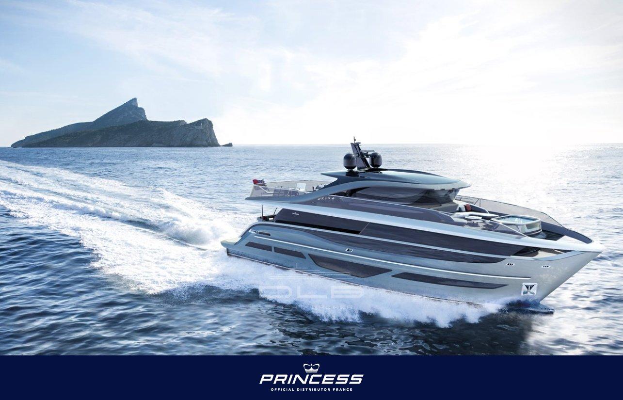 PRINCESS X95 Nouveau/New Model