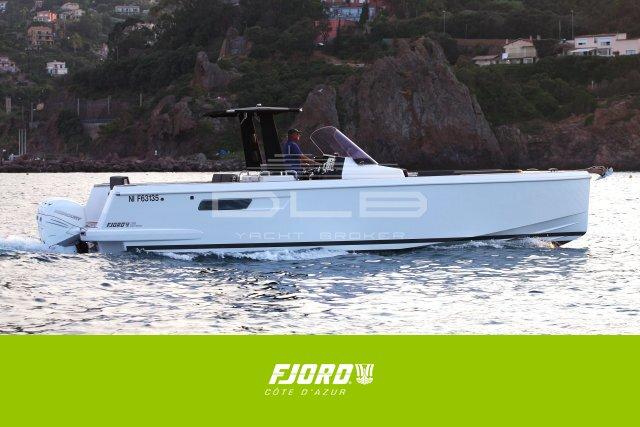 Fjord 36 Xpress