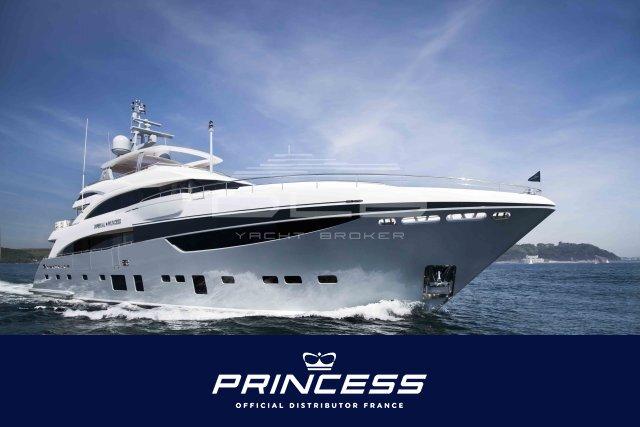 PRINCESS 40M