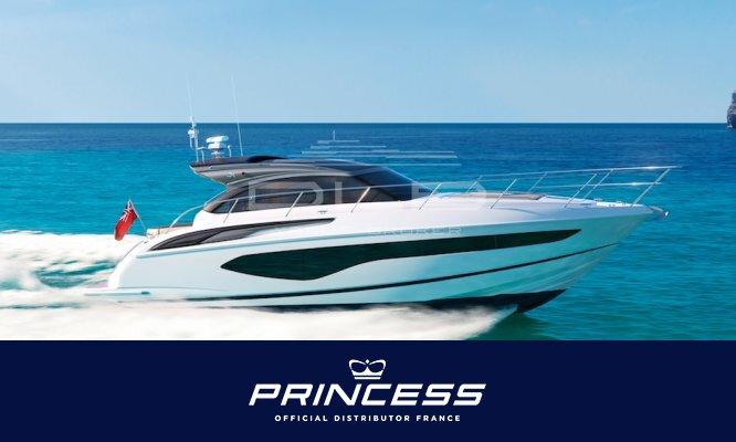 PRINCESS  V50 Nouveau/New Model