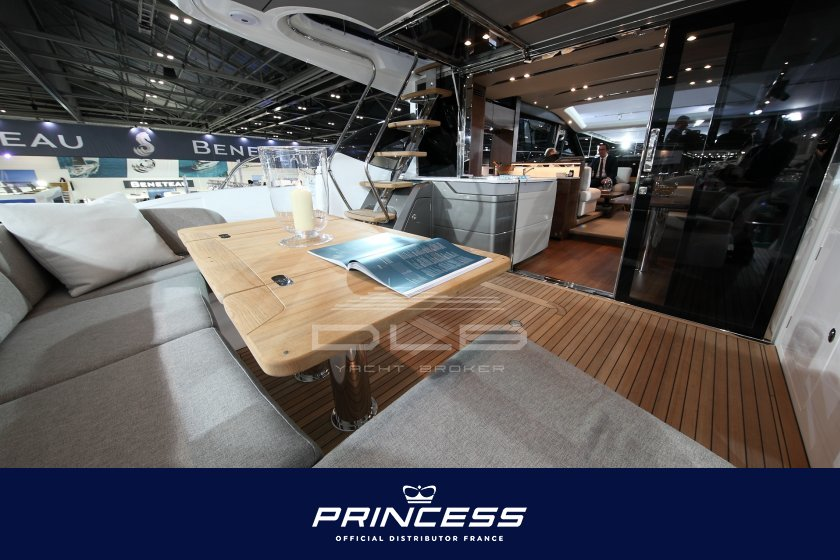PRINCESS S60 Nouveau/New Model
