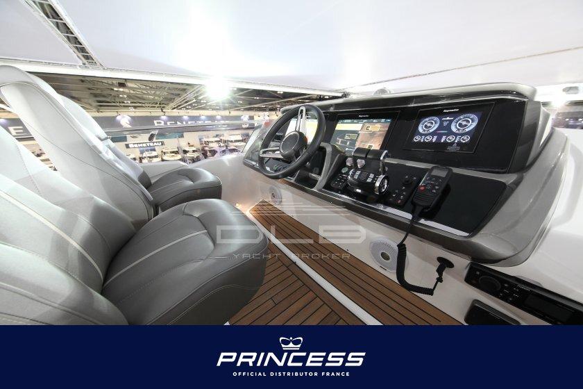 PRINCESS S60 Nouveau/New Model