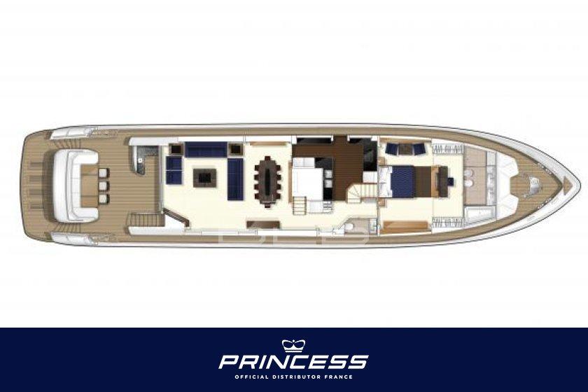 PRINCESS 32M