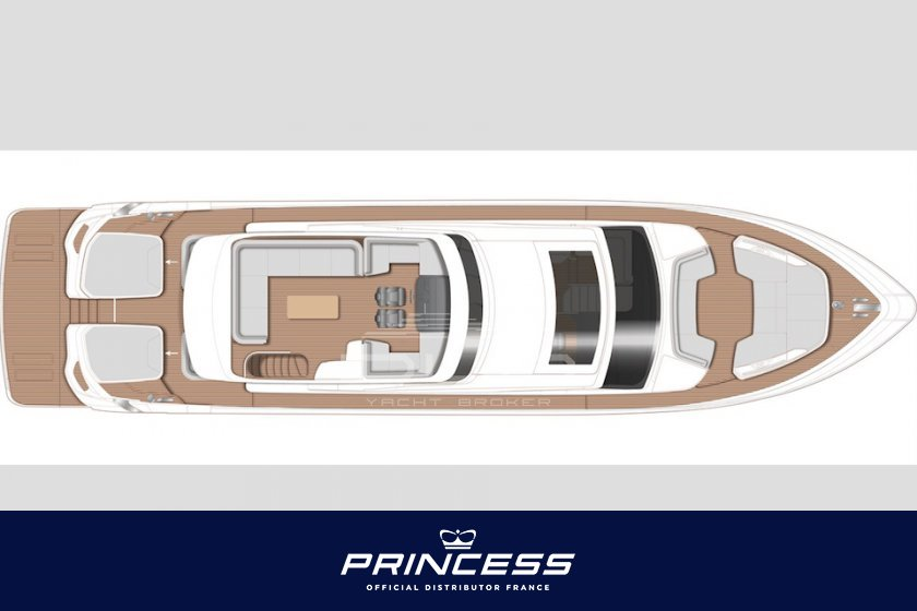 PRINCESS S78 Nouveau/New Model
