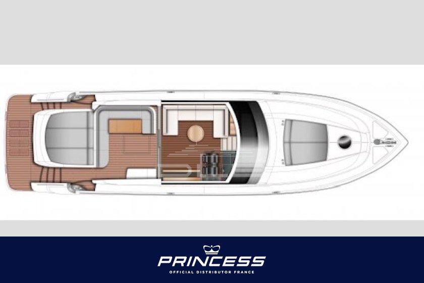 PRINCESS V62 - S