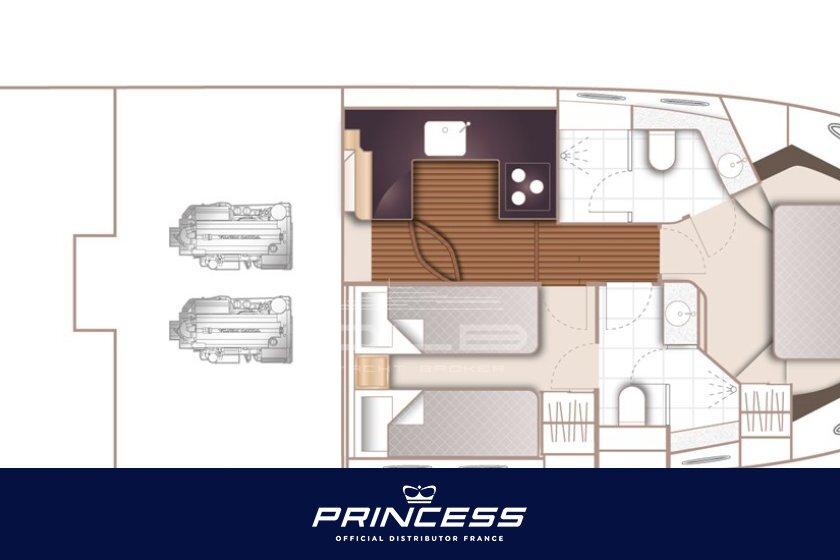 PRINCESS  43