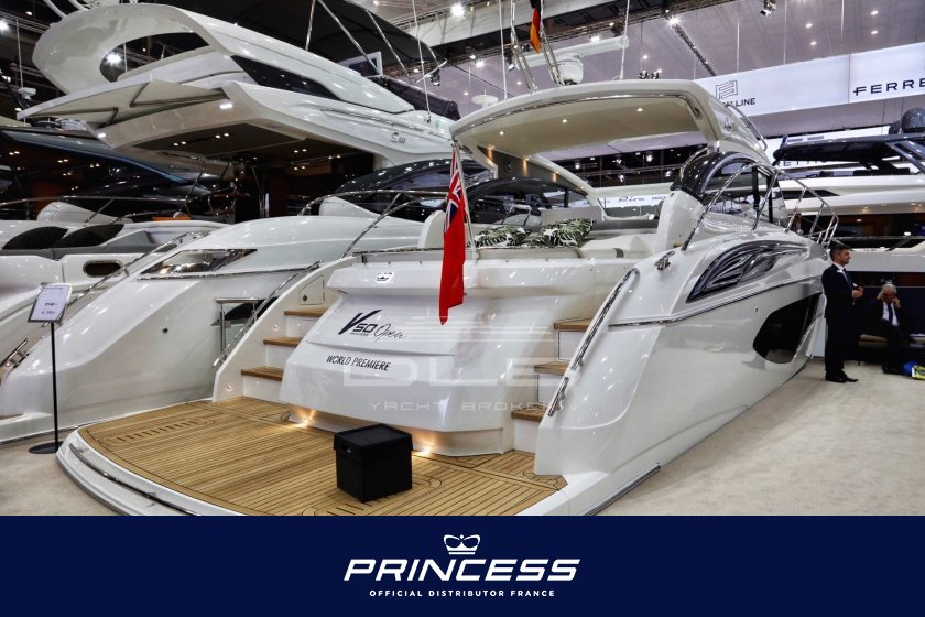 PRINCESS  V50 Nouveau/New Model