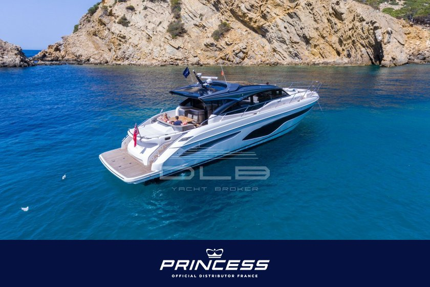 PRINCESS V65 Nouveau/New Model