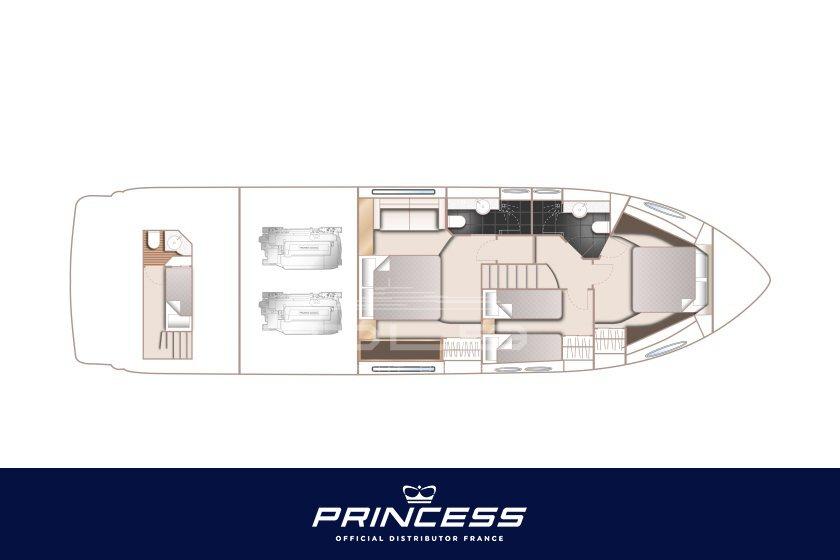 PRINCESS 56