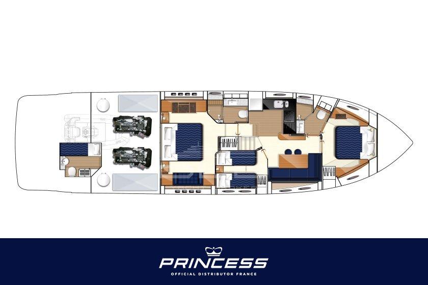 PRINCESS V62