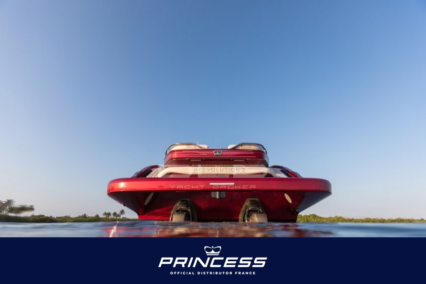PRINCESS R35 Nouveau/New Model