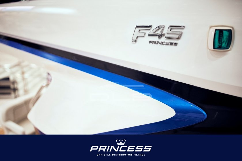 PRINCESS F45 Nouveau/New Model