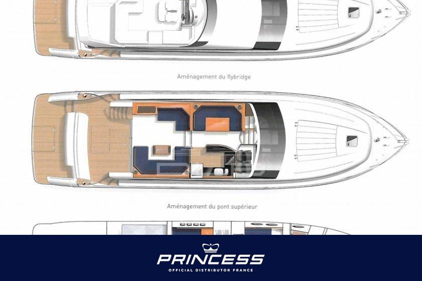PRINCESS 62