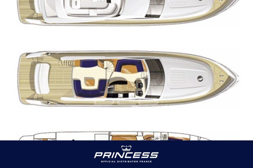 PRINCESS 67