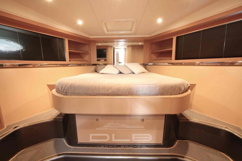 Riva 56 sportriva occasion dlb yacht broker for Dlb meuble