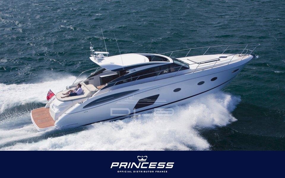 PRINCESS V62 S