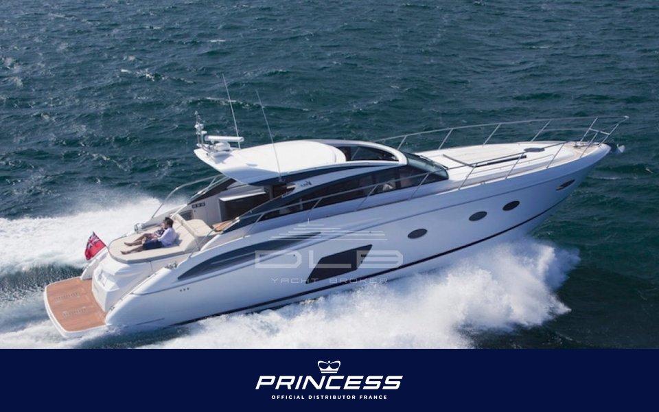 PRINCESS V62-S