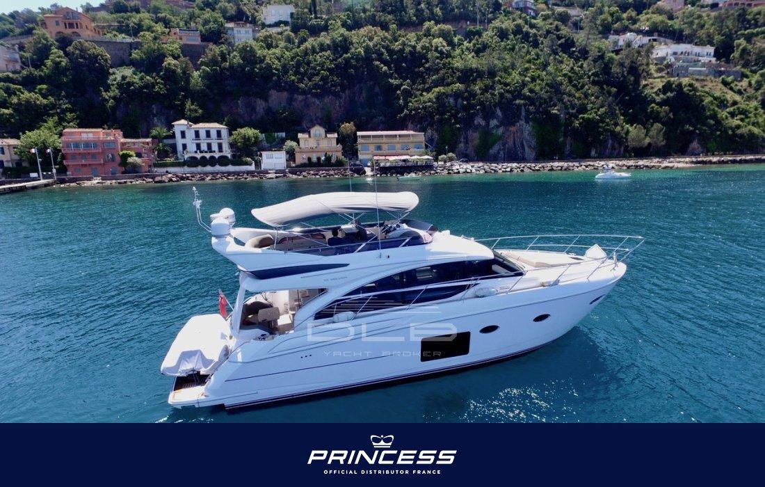 Princess 52 Charter Dlb Yacht Broker