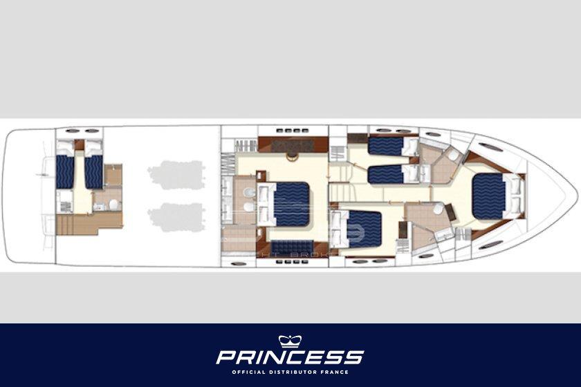 PRINCESS 72
