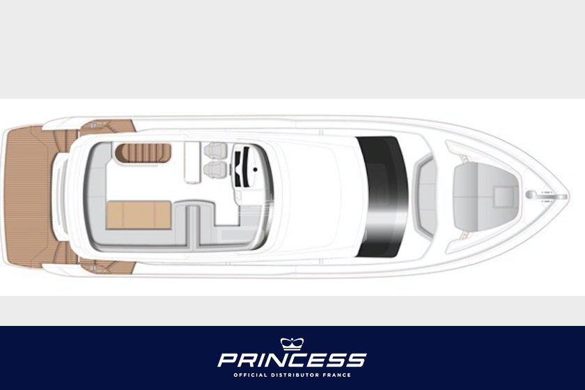 PRINCESS F55