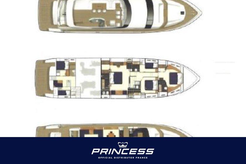 PRINCESS 85