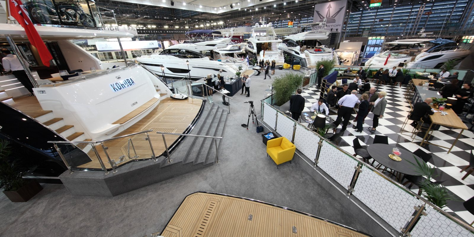 Düsseldorf Boat Show