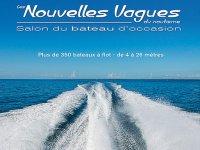 Mandelieu Secondhands boat show