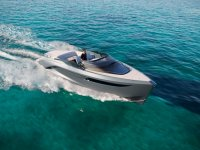 An Entirely New Class of Yacht
