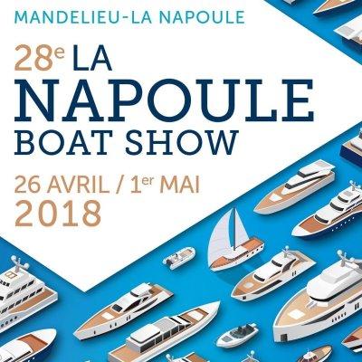 La Napoule Boat Show 26 April -1 May