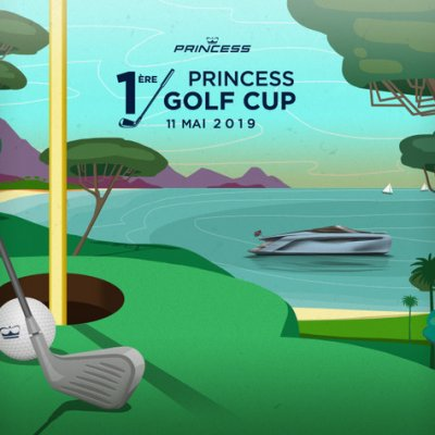 First Princess Golf Cup