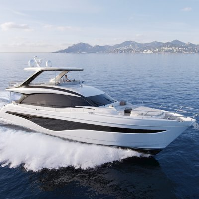 New Princess Y72 Motor Yacht