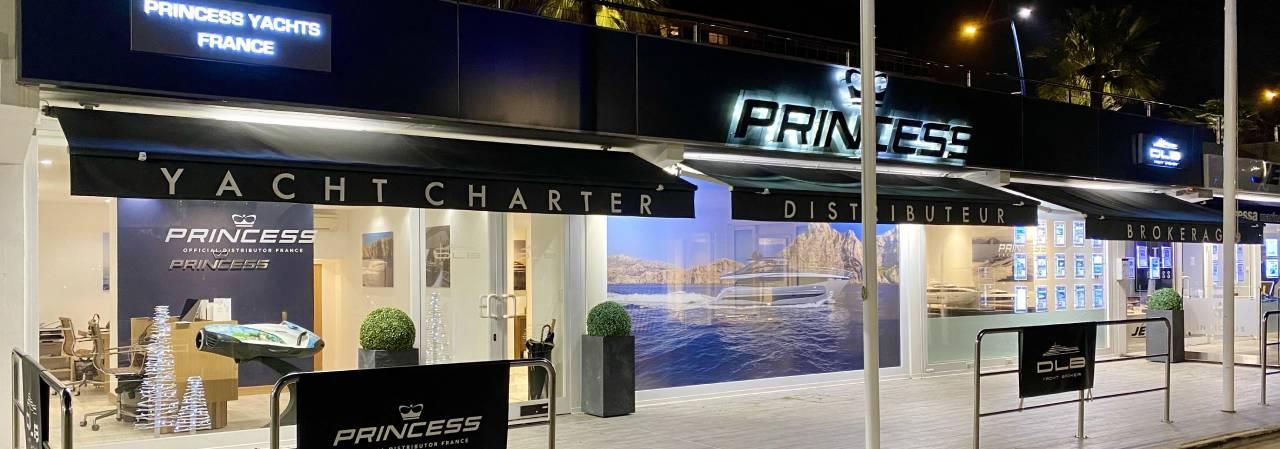 Princess - DLB, Mandelieu Head office