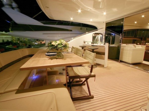 Open AZIMUT 68 S. Builder: