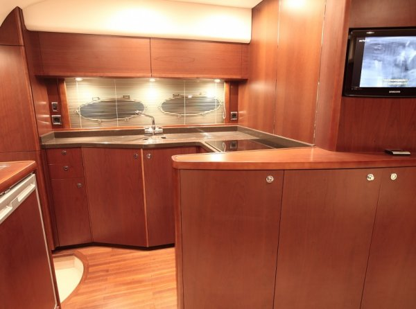 Flybridge PRINCESS 45. Builder: PRINCESS