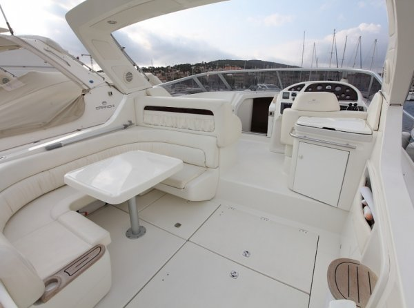 Flybridge FAIRLINE 50 Phantom - Boat picture. » Click to enlarge