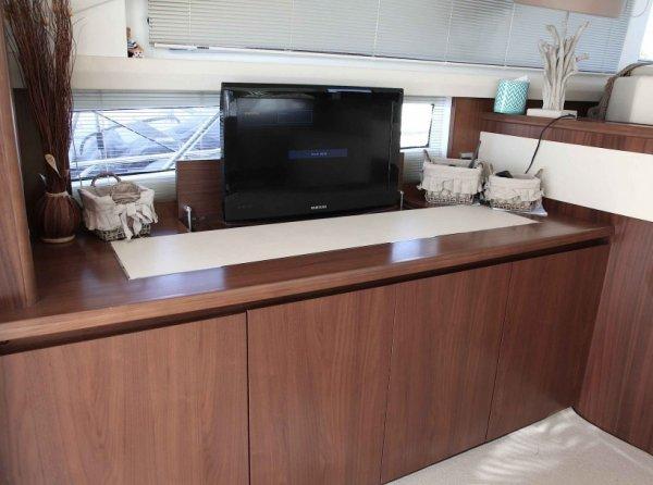 Open PRINCESS V62 - Photo du bateau. » Cliquez pour agrandir une photo