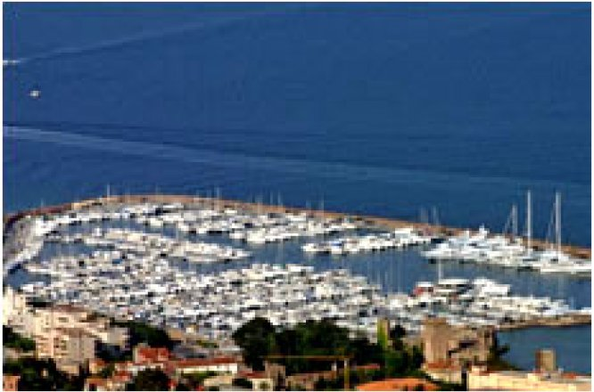Côte d'Azur Mandelieu La Napoule
