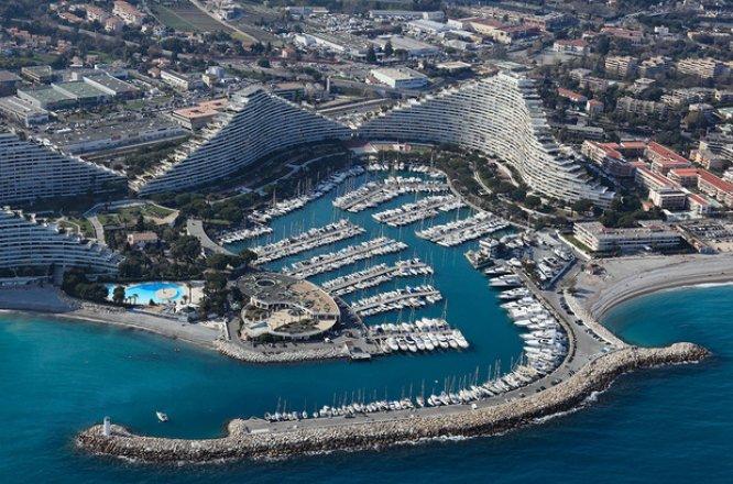 Côte d'Azur Marina Baie des Anges