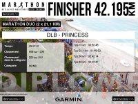 L'Equipe DLB / PRINCESS Participe au Marathon Nice - Cannes