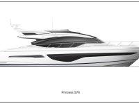 Le nouveau PRINCESS S78 sera présenté en 1ère mondiale au salon de Düsseldorf 2018