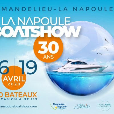 La Napoule Boat Show 16 - 19 Avril