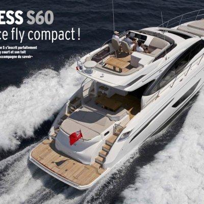 PRINCESS S60 Tendance fly compact !