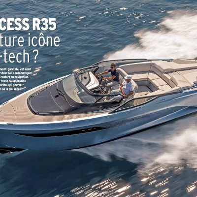 PRINCESS R35 - La future icône high-tech ?