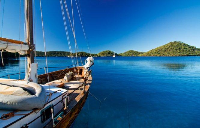 Adriatique, Croatie